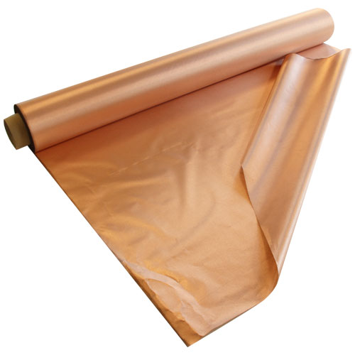 Anti microbial copper textile